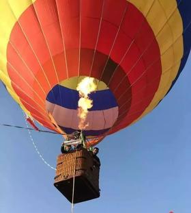 B /热气球奇幻之旅夏令营正式起航-属于孩子们的这个夏天