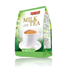 马来西亚 皇道KING STREET港式奶茶 480g