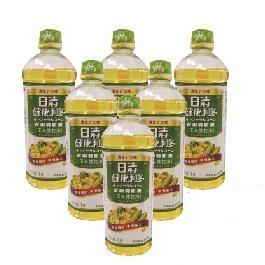 日清油福袋(健康利多食用调和油1L*6)