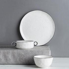 2件5折  纳谷 | Sower系列意点陶瓷餐具系列