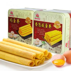 香港维他为记原味/香葱咸味蛋卷454G