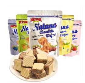 马来西亚呐嘟娜威化饼(奶酪味)200g