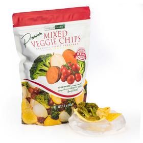澳洲品牌 TROPICAL FIELDS热带农场混合蔬菜干 泰国产 儿童成人健康零食