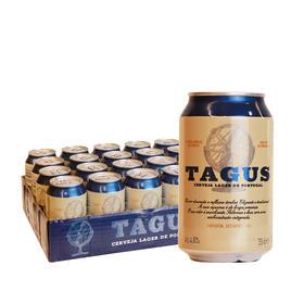 西班牙泰谷啤酒330ml  整箱(24听)
