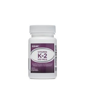 GNC维生素k2