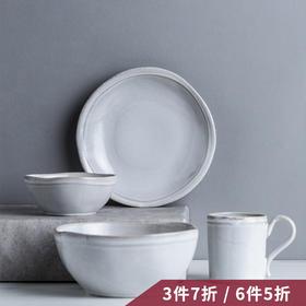 纳谷 | Sence 浅灰窑变釉餐具