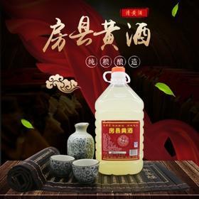 【房县黄酒】谷源液2.5LX1瓶   小芳芳山药片×2袋   二阳锅巴×2袋