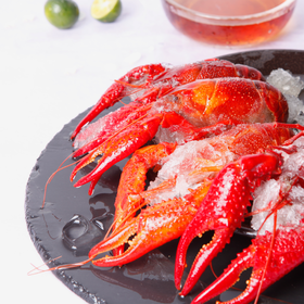 【现货7月25日湖北产地顺丰发货】冰醉小龙虾(净含量1800克,固形物>700克)