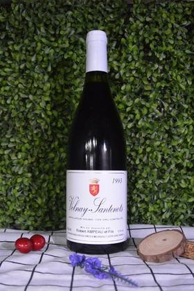Domaine Robert Ampeau Volnay Santenots 1993  琥珀庄园沃尔内桑特诺干红葡萄酒1993