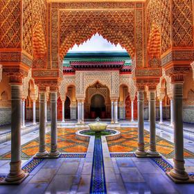 【免签摩洛哥】北非神秘国度摩洛哥高尔夫之旅