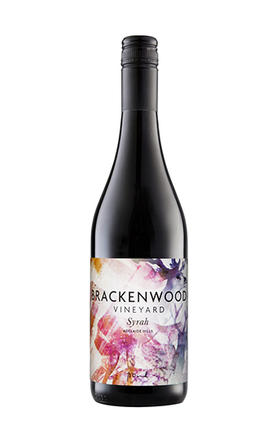 鹿呦台西拉干红葡萄酒2015/Brackenwood Vineyard Syrah 2015