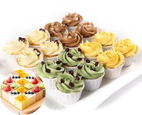 超级套餐 | cupcake24杯+青春岁月16杯