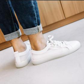 【镂空透气】夏季网纱透气小白鞋(赠快开扣+防臭袜)