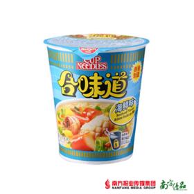 香港进口 NISSIN日清合味道海鲜味 75g 【拍前请看温馨提示】