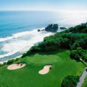 亚洲百佳主题游-巴厘岛高尔夫旅行度假套餐