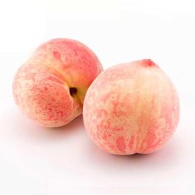 四川白凤水蜜桃 新鲜桃子水果 大果6个装