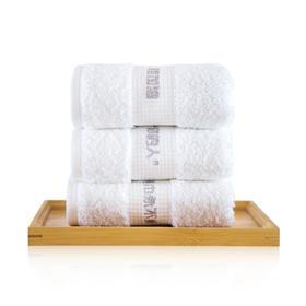 厚道极简刺绣毛巾