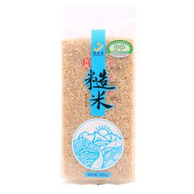 温达香  有机糙米