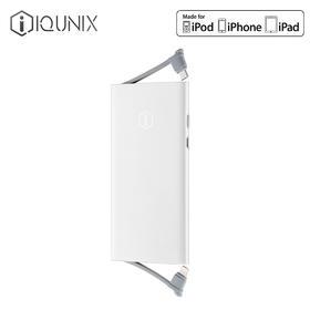iQunix 5000毫安铝合金充电宝