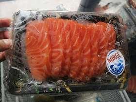 【凑团】法罗群岛冰鲜三文鱼中段刺身净肉200g 最新到货时间12.13号 只支持到店自提 自提免邮赠送芥末 酱油