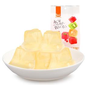 新品 自然派水果醋果冻 酸甜开胃 儿童果冻275g