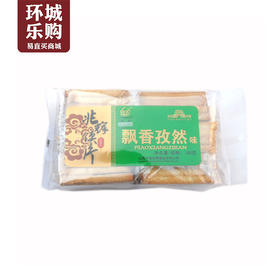 兆辉馍片馍一坊孜然味180g-311606
