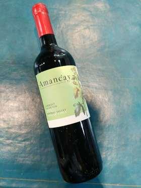 阿曼加精选赤霞珠干红葡萄酒2017/Amancay Cabernet Sauvignon 2017