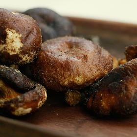 香菇脆即食香菇干休闲零食蔬果干小吃脱水蔬菜干香菇酥80g