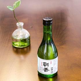 朝香纯米吟酿清酒300毫升