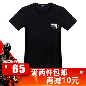 【军武定制】柯尔特1911印象T恤