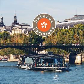 巴黎游船晚餐(Bateaux Parisiens)