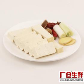 豆腐片 新鲜卤水点制豆制品 火锅涮品食材 精选220克-855249