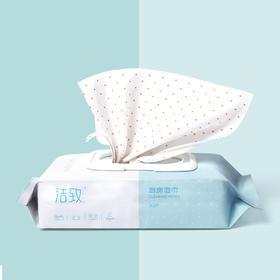 洁致厨房湿巾30片*6包