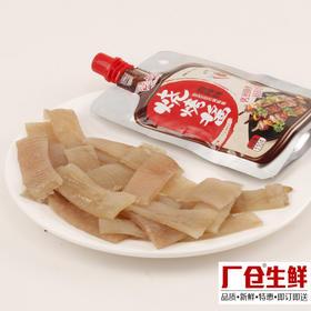 料浸猪皮条 特色风味食材 铁板烧烤 精装100克-855264