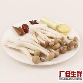 蟹味菇 新鲜蔬菜火锅涮菜食材 精选100克-855258