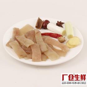 猪皮片 特色风味火锅涮品食材 精装100克-855257