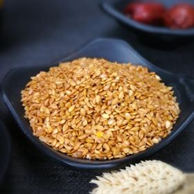 有机亚麻籽&粉:甄选好谷,美味呈现。