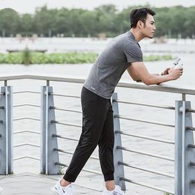 Seamlara 男士超薄零束缚微气候调节裤 凉感瘦腿显高小脚裤/9分裤
