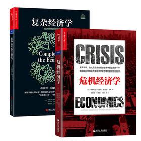 【湛庐文化】复杂经济学+危机经济学