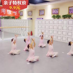 【英蔓舞蹈】芭蕾、中国舞体验课,优雅从这里开始!2次体验课特权仅需9.9元!