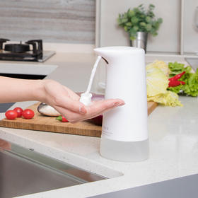 小卫可调节智能 自动感应泡沫洗手机 洗手液机 皂液器 儿童洗手器