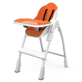 Oribel Cocoon Highchair -  多功能儿童餐椅 / Orange China