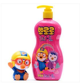 韩国啵乐乐三合一洗发护发沐浴露