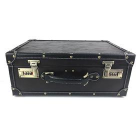 鹰堡HD0032工具箱 手提皮包美发收纳箱旅行箱