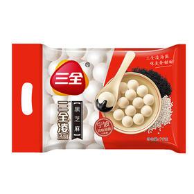 三全凌黑芝麻汤圆量贩家庭装 1千克 (12克粒)-855175