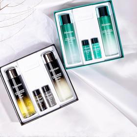 韩国JMsolution海洋珍珠/水光蜂蜜JM水乳两件套盒水光紧致补水保湿套装