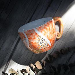 陶溪川景德镇创意陶瓷欧式咖啡杯小奢华手绘英式下午茶水杯茶杯