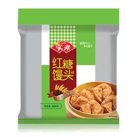 安井红糖馒头 台北古早味 800克(约22个)-855161