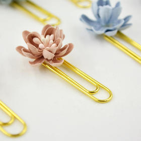 古风别针回形针装饰白搭小清新 中国风创意领针胸针 复古简约文艺