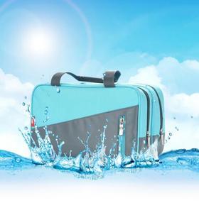 乐游 干湿分离多用包
